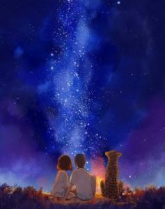 Методика познания себя «Девять звёзд»
