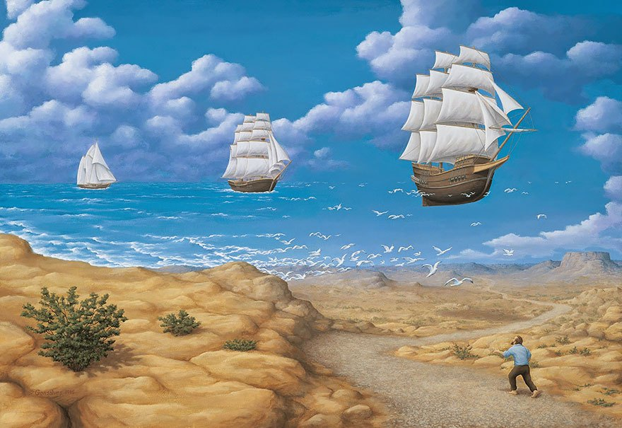 magic-realism-paintings-rob-gonsalves-15__880