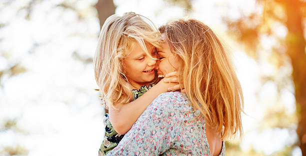 Shot of a happy young mother and daughter spending time together outdoors